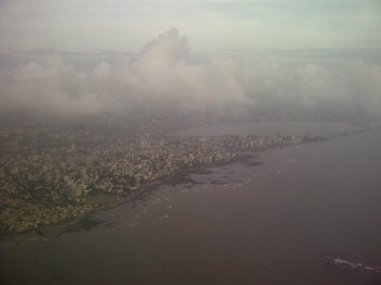 India,Mumbai,taking off