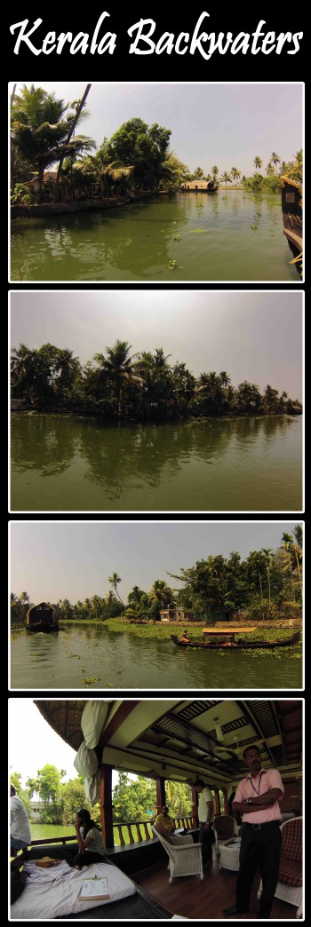 India,Allepey,Kerala,Backwaters,Houseboat