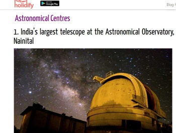India,Uttarakhand,Nainital,stars,Observatory,Soulitude