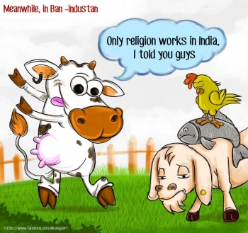 India,cows,beef,beef ban,holy cow,rape,women,india's daughter,fifty shades of grey