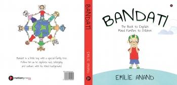 India,France,children book,mixed family,Bandati