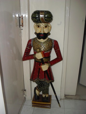 india,handicraft,rajasthan,statues,soldiers