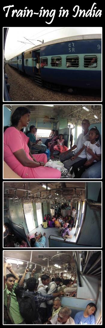 India,train,traveling