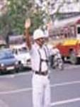 India,Kolkata,cop,uniform,straps,white,balls