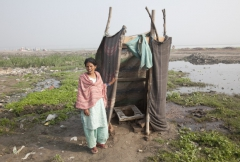 India,toilet,paper,water,drying