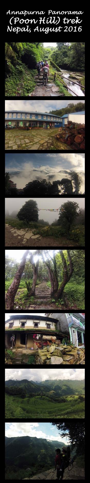 India,Nepal,trekking,August,monsoon,rains,Annapurna trail