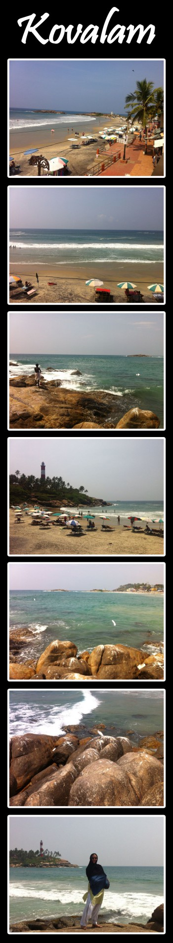 India,Kerala,Kovalam,Kovalam beach